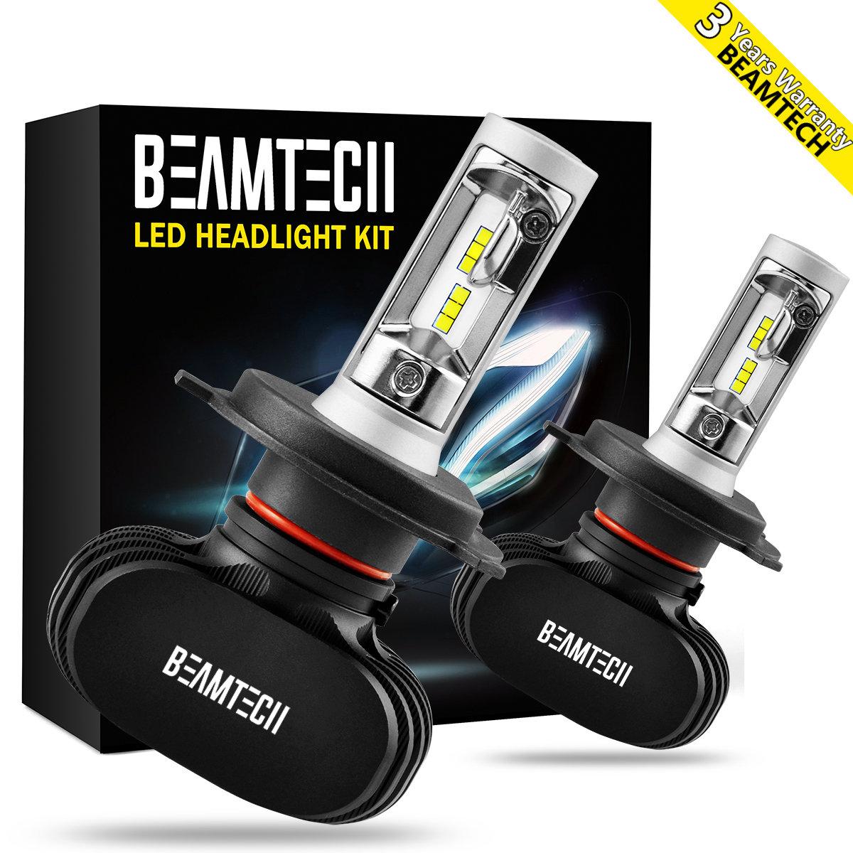 9006 Headlight Bulbs : Csp h  led headlight bulbs w
